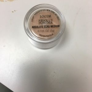 Lancôme Absolue Powder Tester